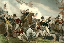Famous Picture Of Soldiers Putting Up Flag 10 Facts About The Battle Of Princeton George Washington U0027s Mount
