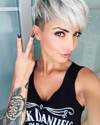 Sehr Kurze Damenfrisuren by Undercut Pixie 2017 Hair Frisur Kurzhaarfrisuren