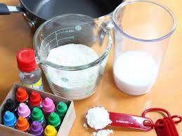 receta preparar plastilina casera fotos babycenter