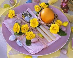 Easter Table Setting Gorgeous Easter U0026 Spring Table Setting Decoration Ideas Family