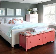 bedroom bench with storage inspiring end of bed storage bench with