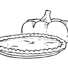 coloring pages pumpkin pie little cake and strawberry food coloring pages bulk color