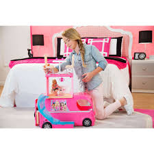 barbie cars from the 90s barbie pop up camper playset walmart com