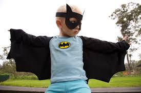 how to make wings for halloween homemade batman costume
