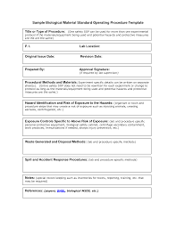 How Long Does A Resume Have To Be I Need A Resume Now Standard Operating Procedure Template Free