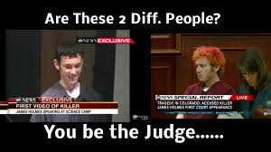 James Holmes Meme - breaking news this is not james holmes in court youtube