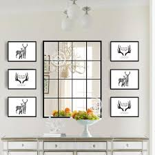 Beveled Mirror Compare Prices On Beveled Mirror Square Online Shopping Buy Low