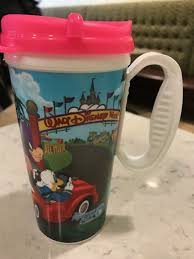 design plastic mug all about the walt disney world resort refillable mugs