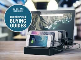electronic charging station the best charging stations and usb charging hubs business insider
