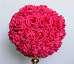 online get cheap fuschia wedding flowers aliexpress com alibaba