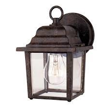 Exterior House Lights Fixtures 29 Best Outdoor Rustic Lighting Images On Pinterest Rustic