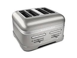 Kitchenaid 4 Slice Toaster Red Kitchenaid Kmt4203sr Pro Line 4 Slice Automatic Toaster Sugar