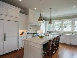 Lighting For Kitchen Island Kitchen Exquisite Remarkable White Wooden Brown Chair Amazing
