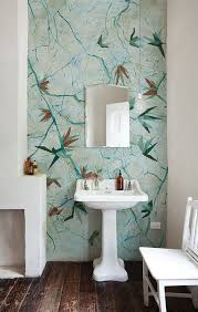 bathroom wallpaper ideas bathroom wallpaper ideas pinterest rainbowinseoul