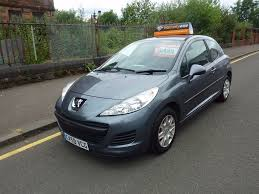 peugeot car showroom peugeot 207 motd may 2018 60000 miles showroom condition in east