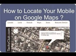 find location of phone number on map how to track or locate a mobile on maps