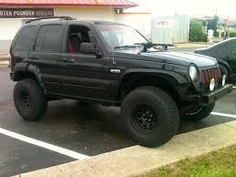 plasti dip jeep cherokee 33x10 5x15 u0027s on a kj liberty forbiddenjeeps com