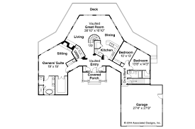 Craftsman House Plans McCarren 10 509 Associated Designs