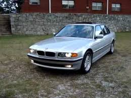 2001 bmw 740il review 01 2001 bmw 7 series 740il 740 il used car review n tour at 79k