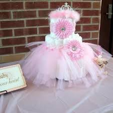tutu decorations for baby shower contemporary ideas tutu and tiara baby shower pretty themes