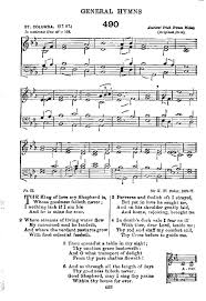 Hymns Of Comfort Great English And American Hymns Sheet Music