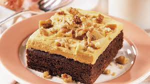 brownie pecan dessert squares recipe pillsbury com