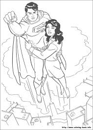 Inspiring Idea Superman Coloring Book Coloring Pages 224