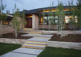 Vista Landscape Lighting by Vista Landscape Lighting Exterior Contemporary With Aspen Trees