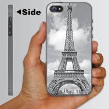 Eiffel Tower Accessories Amazon Com Cityscapes Paris Eiffel Tower Clear Iphone 5