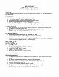 Caregiver Job Description Resume Resume Template Examples Of Professional Resumes Writing Sample