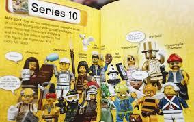 Lego Blind Packs Image Lego Mini Figures Encyclopedia 2013 Series 10 Jpg