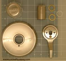 Mixet Shower Faucet Mixet Mdxtr 5 Satin Nickle Single Lever Tub And Shower Trim Kit