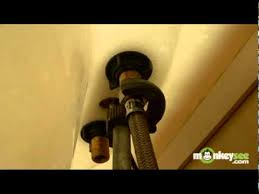Replacing A Bathroom Faucet by How To Replace A Bathroom Faucet Faucet Installation Part 2 Of 2