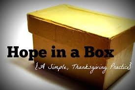 in a box a simple thanksgiving practice addie zierman