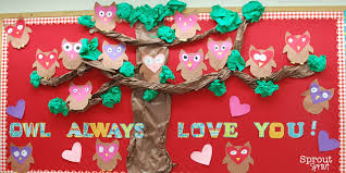 Classroom Decoration For Valentine S Day by Valentine U0027s Day Bulletin Board Ideas For The Classroom Crafty
