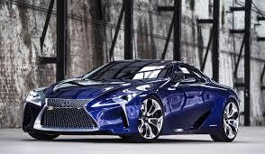 lexus lf lc photos attractive lexus lf lc blue car hd image