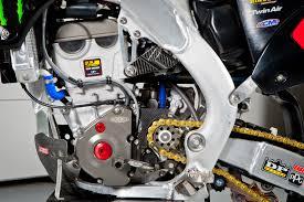 works motocross bikes inside blake baggett u0027s monster energy pro circuit kawasaki kx250f