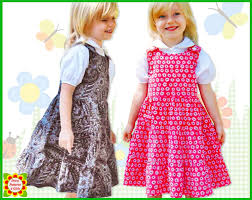3 tier jumper dress pattern for girls free mother daughter apron