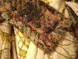 choosing chanel style jacket trims fabrics chanel jacket and