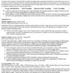 guidance counselor resume school counselor resume sle educator resumes regarding guidance