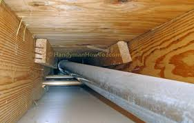 bathroom exhaust fan vent pipe how to replace a bathroom exhaust