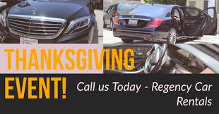 thanksgiving 2017 los angeles discounts for car rental regency car
