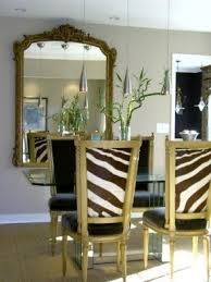 Animal Print Dining Room Chairs Foter - Dining rooms chairs
