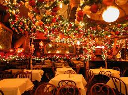 rolfs restaurant 5 festively decorated nyc restaurants in new york