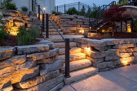 Landscape Outdoor Lighting Outdoor Lighting And Landscaping In The Fox Cities