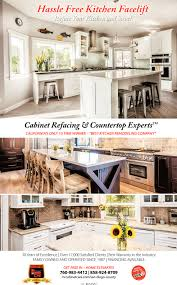 hassle free kitchen facelift cabinet refacing and countertop experts
