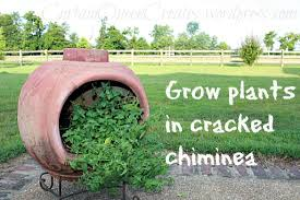 Paint For Chiminea 6 Uses For Broken Flower Pots And Chimineas Hometalk