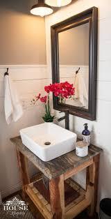 Small Bathroom Vanities And Sinks by Best 25 Farmhouse Bathroom Sink Ideas On Pinterest Bathroom