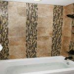 bathroom shower tile design ideas awesome and gorgeous bathroom shower tile design ideas intended