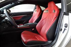 lexus rcf red 2016 lexus rc f review autoguide com news